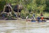 Kerusakan infrastruktur Sungai Brantas makin mencemaskan