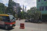 Situasi mencekam, aktifitas masyarakat  di Jayapura lumpuh