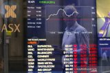 Saham teknologi pimpin kenaikan pada pembukaan pasar saham Aussie