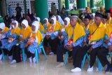 Jamaah haji asal Biak Numfor kembali ke Tanah Air