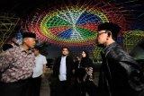 Pusat pemerintahan Mataram bergeser ke Lingkar Selatan