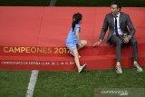 Enrique disebut-sebut akan kembali latih Timnas Spanyol