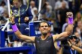Nadal melaju ke babak ketiga US Open
