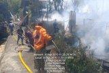 Sehari Dua kebakaran terjadi di Manado