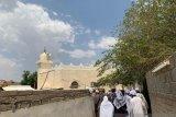 Masjid Addas dan segenggam  anggur dari kebun Thaif