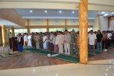 Korem 042/Gapu gelar shalat ghaib  untuk Sertu Anumerta Ricson