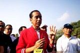 Presiden menilai kemajuan pengembangan destinasi wisata masih lambat