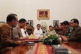 Presiden minta pulihkan keamanan dan ketertiban di Papua