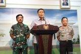 Papua Terkini - Menkopolhukam deteksi adanya pihak memprovokasi masyarakat Papua