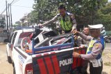 Polresta Bandarlampung tilang 62 pengendara, angkut satu motor pada Operasi Patuh 2019