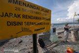 Pemprov Sulteng akan siapkan peta rawan bencana dan mitigasi bencana