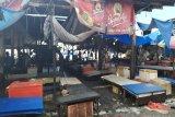 Papua Terkini: Situasi  pasar Sentral dan TPI Hamadi lengang