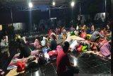 Papua Terkini - 4.000-an warga Jayapura mengungsi di Lantamal X