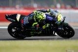 Rossi dan tim Yamaha ungkap hasil hari pertama tes di Misano