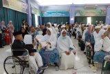 33 jemaah haji Debarkasi Hang Nadim Batam meninggal