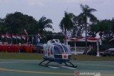 BPBD Sumsel turunkan lima  helikopter padamkan karhutla