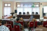 BPJS Ketenagakerjaan beri edukasi tentang jaminan sosial kepada wali nagari di Kabupaten Solok