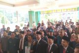 Mahasiswa Unila peduli atas pemilihan rektor 2019