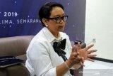 Menlu Retno ingin bumikan ilmu diplomasi melalui