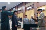 Wali Kota lantik Kepala Dinas Ketahanan Pangan Parepare