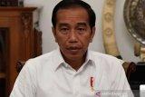 Presiden Jokowi tiba di RSPAD Jakarta