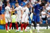Gol bunuh diri Zouma, Chelsea ditahan imbang Sheffield