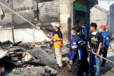 BPBD : Kebakaran di Pasar Topoyo hanguskan 117 kios