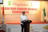 Badan Riau Creative Network dikukuhkan Gubernur. Ini manfaatnya