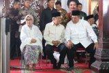 Wapres Jusuf Kalla melayat ibunda SBY di Puri Cikeas