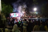 Unik! Warga Kampung Pondok Rayakan HUT ke-74 RI di Hotel Bintang 4