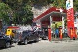 Papua Terkini - Lima dari delapan SPBU di Kota Jayapura beroperasi