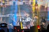 Konser Grup K-pop TVXQ di BSD Tangerang