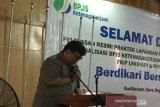 BPJS Ketenagakerjaan Solok Lindungi Mahasiswa Magang