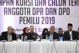 KPU tetapkan hasil Pemilu 2019 setelah putusan Mahkamah Konstitusi