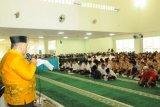 Sambut Tahun Baru Islam 1 Muharram 1441H, ribuan masyarakat Lebak hadiri dzikir dan istighosah.