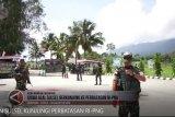 Peserta SMN Sulsel berkunjung ke perbatasan RI-PNG