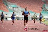 Sprinter mudah Zohri mempertajam rekornya sendiri di 200 meter