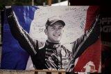 GP Belgia akan hening sejenak demi Anthoine Hubert