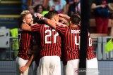 Milan petik kemenangan perdana