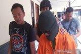 Usai bunuh anak kandungnya, seorang ayah di Palangka Raya menyesal