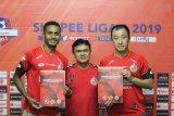 Semen Padang pulangkan pemain asal Brazil Henrique Santos