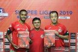 Jelang putaran kedua, Semen Padang lepas dua pemain asing