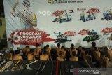 Tawuran antargeng anak di Surabaya digagalkan