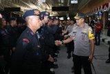 Papua Terkini -- Polda Kalbar kembali kirim 180 personel Brimob ke Papua