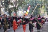 Karnaval budaya NTB memukau delegasi APGN