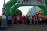 Ribuan warga Palembang ikuti jalan sehat RRI