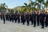 Papua Terkini - Polda Sulbar kirim ratusan personel Brimob ke Papua
