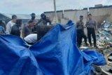 Polisi tangkap pelaku pembakaran  Pasar Topoyo