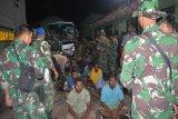 Papua Terkini -- 298 pendemo dipulangkan dengan kendaraan militer
