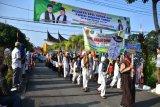Ribuan Santri TPA-TPQ di Agam Ikuti Pawai Taaruf sambut Tahun Baru Islam